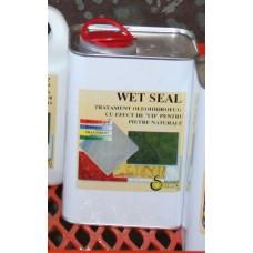"""WET SEAL – tratament oleohidrofug cu aspect de """"ud"""""""